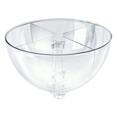 "Four Compartment Divider Set for 16""Bowl  Counter Display (BOWL SOLD SEPARATELY)"