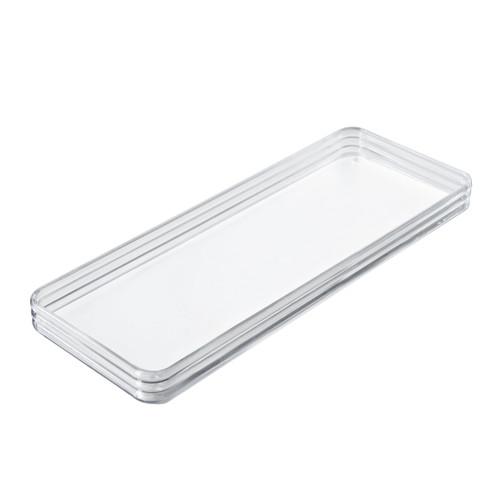Open Rectangle Cosmetic Tray