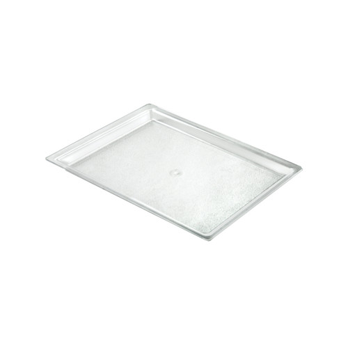 Small Acrylic Food Tray for Use with Item #400425