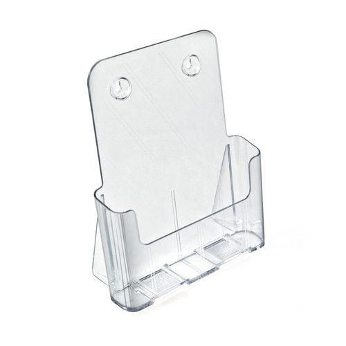 Letter Size Brochure Holder for Counter or Wall