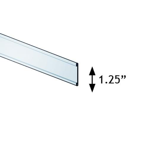 """12.75"""" L x 1.25"""" H C-Channel"""
