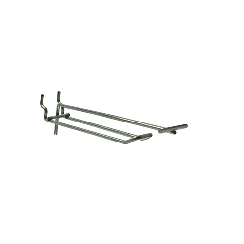 """6"""" Metal Wire Flip Scan Loop Hook (.148"""" dia.)"""