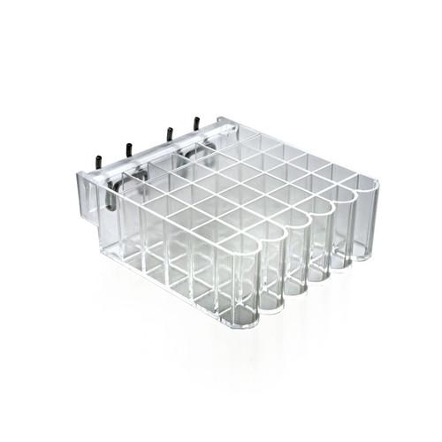 """36-Compartment Tray - square slot .625"""""""