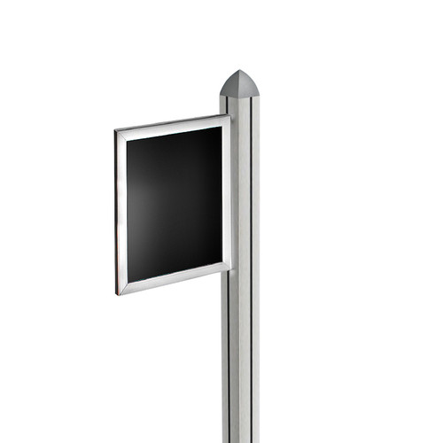 "8.5""W x 11""H Double-Sided Slide-in Frame for Sky Tower Display"