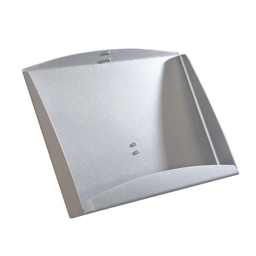 "18""W x 13""H Steel Brochure Shelf for Sky Tower Display"