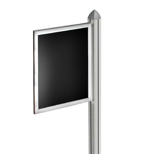 "11"" x 17"" Double-Sided Slide-in Frame for Sky Tower Display"