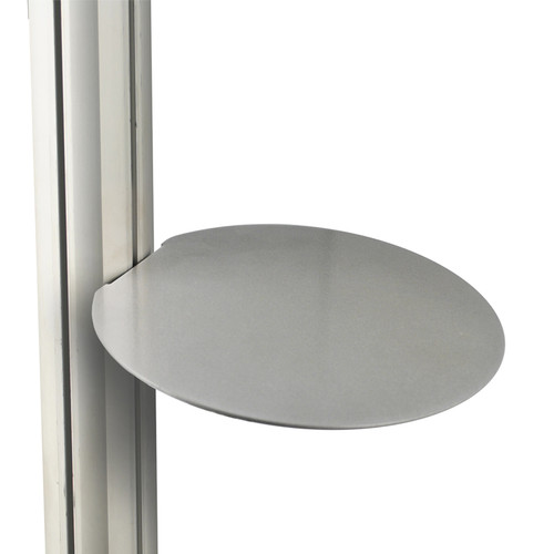 "10"" Round  Shelf for Sky Tower Unit"