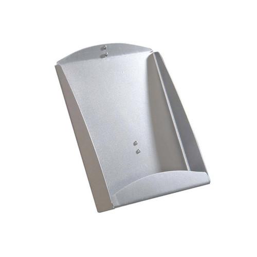"""8.75""""W x 13""""H Steel Brochure Shelf for Freestanding Unit"""