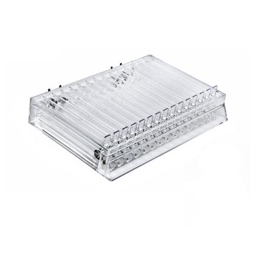15-Compartment Lipstick Tray W/ Spring Load