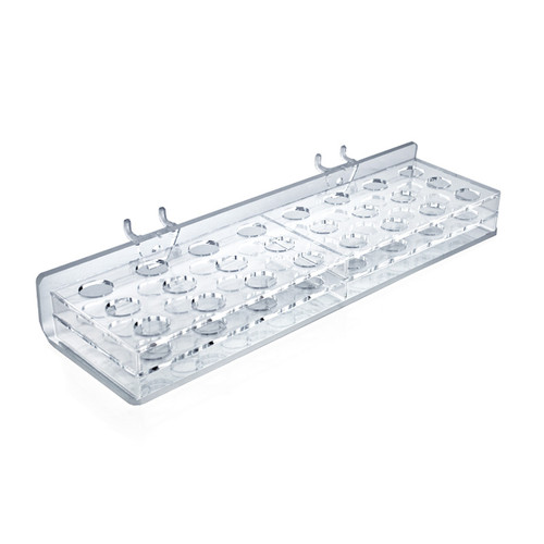 """24-Compartment Tray - round slot .75"""""""