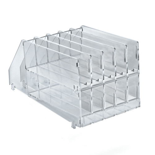 10-Compartment Pencil Tray