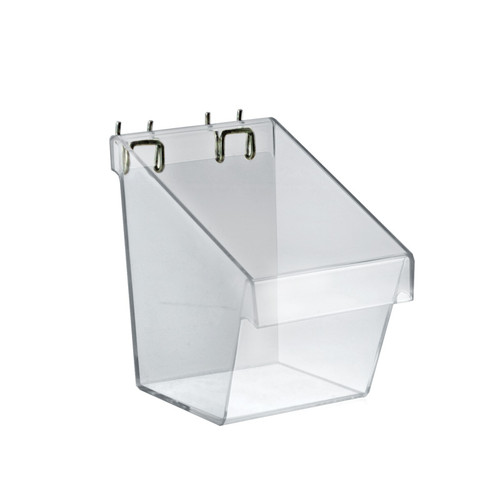"5""W x 6""D x 7""H Small Display Bucket"