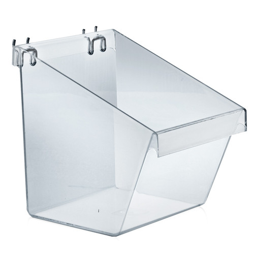 "8""W x 6""D x 9""H Large Display Bucket"