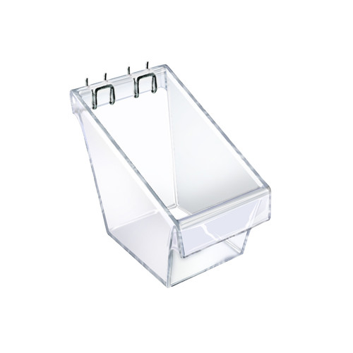 "4""W x 4.25""D x 4.5""H Mini Display Bucket"