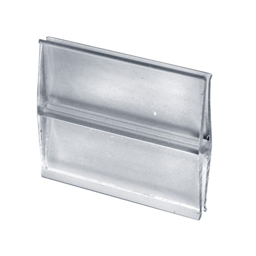 """NEW 2"""" Length Clear H-Channel Holder"""