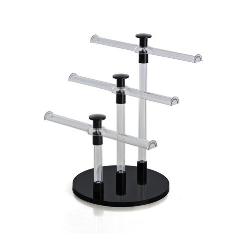 """CLOSEOUT: 13""""H 3-Tiered Counter Display"""