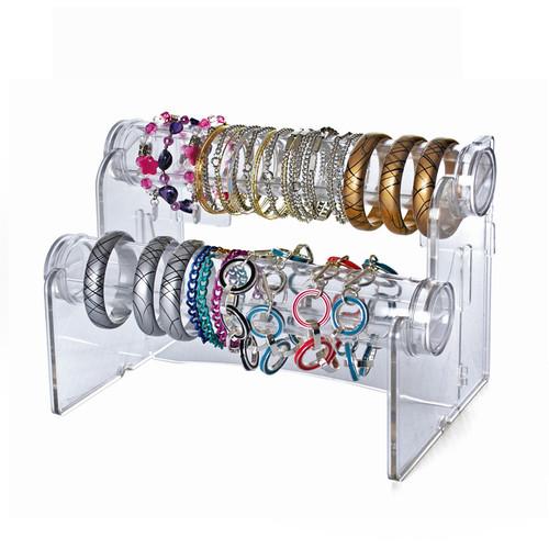 2-Tier Horizontal Counter Bracelet Bar