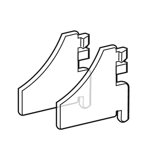 CLOSEOUT: Peg/Slat Adapter for #900062 and #900063