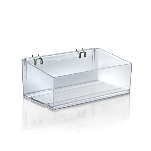 "13.5"" W X 7""D X 4""H Adjustable Divider Bin"