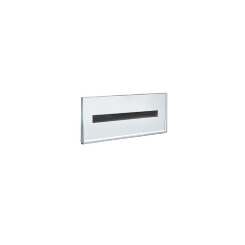 """5.5""""W x 2.5""""H Sign Holder w/ Magnetic Strips"""