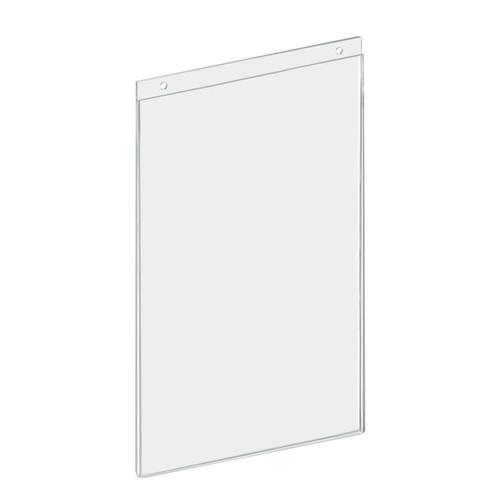 """8.5""""W x 14""""H Wall U-Frame w/ Holes"""