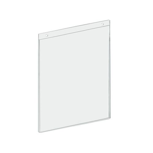 """9""""W x 12""""H Wall U-Frame w/ Holes"""