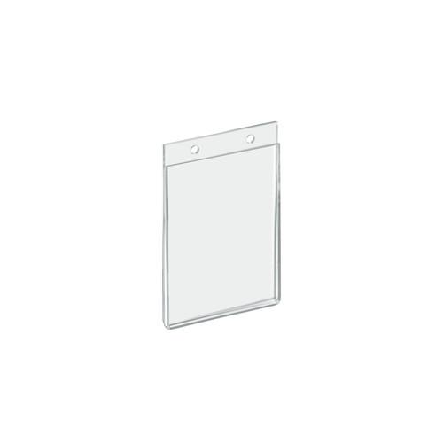 """3.5""""W x 5""""H Wall U-Frame w/ Holes"""