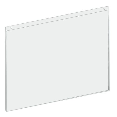 """22""""W x 17""""H Wall U-Frame w/ Holes"""