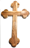 Olive Wood Cross  from the Holy Land