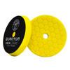 "Hex-Logic Quantum Heavy Polishing Pad, Yellow(5.5"")"