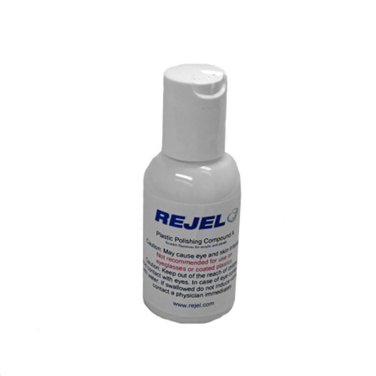 REJEL DIY PLASTIC ACRYLIC CUTTING COMPOUND A (50ml)