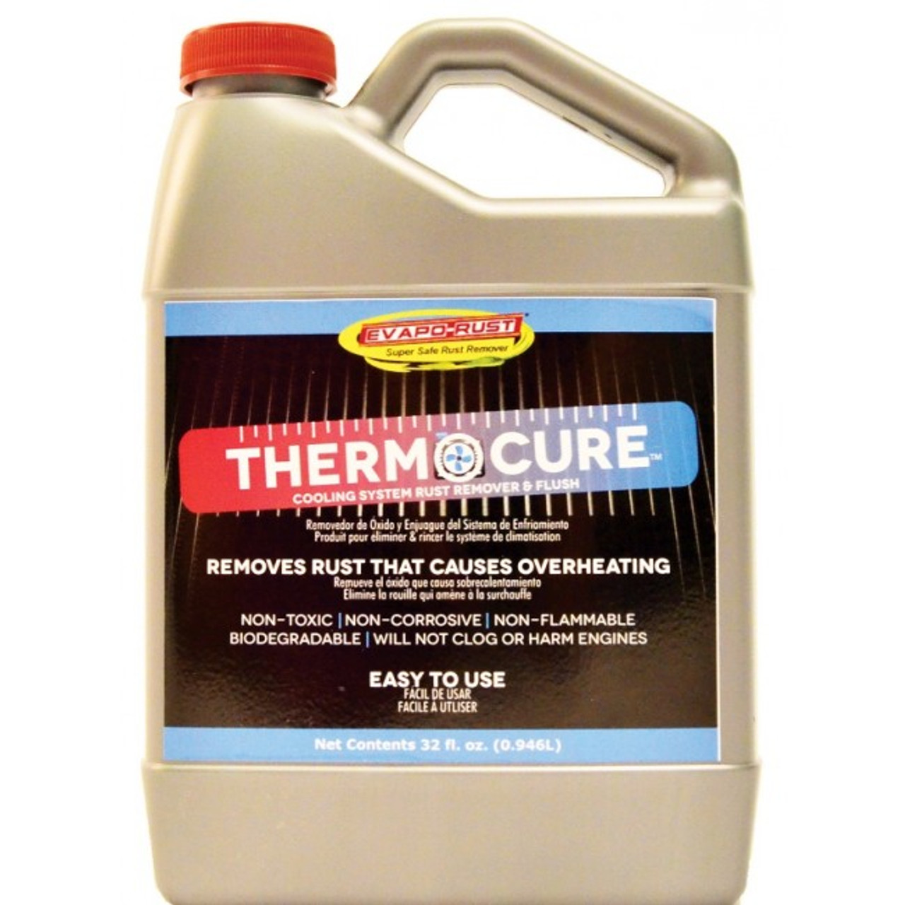 Thermocure Cooling System Rust Remover - Radiator Flush 946ml (US Quart)