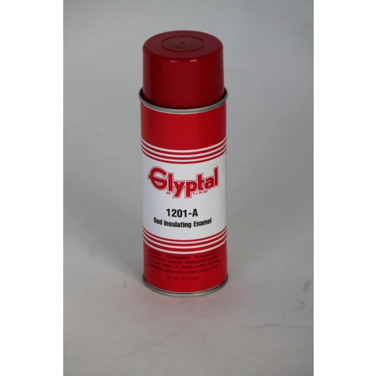 Glyptal Internal Engine Red Enamel Paint Aerosol (345g)