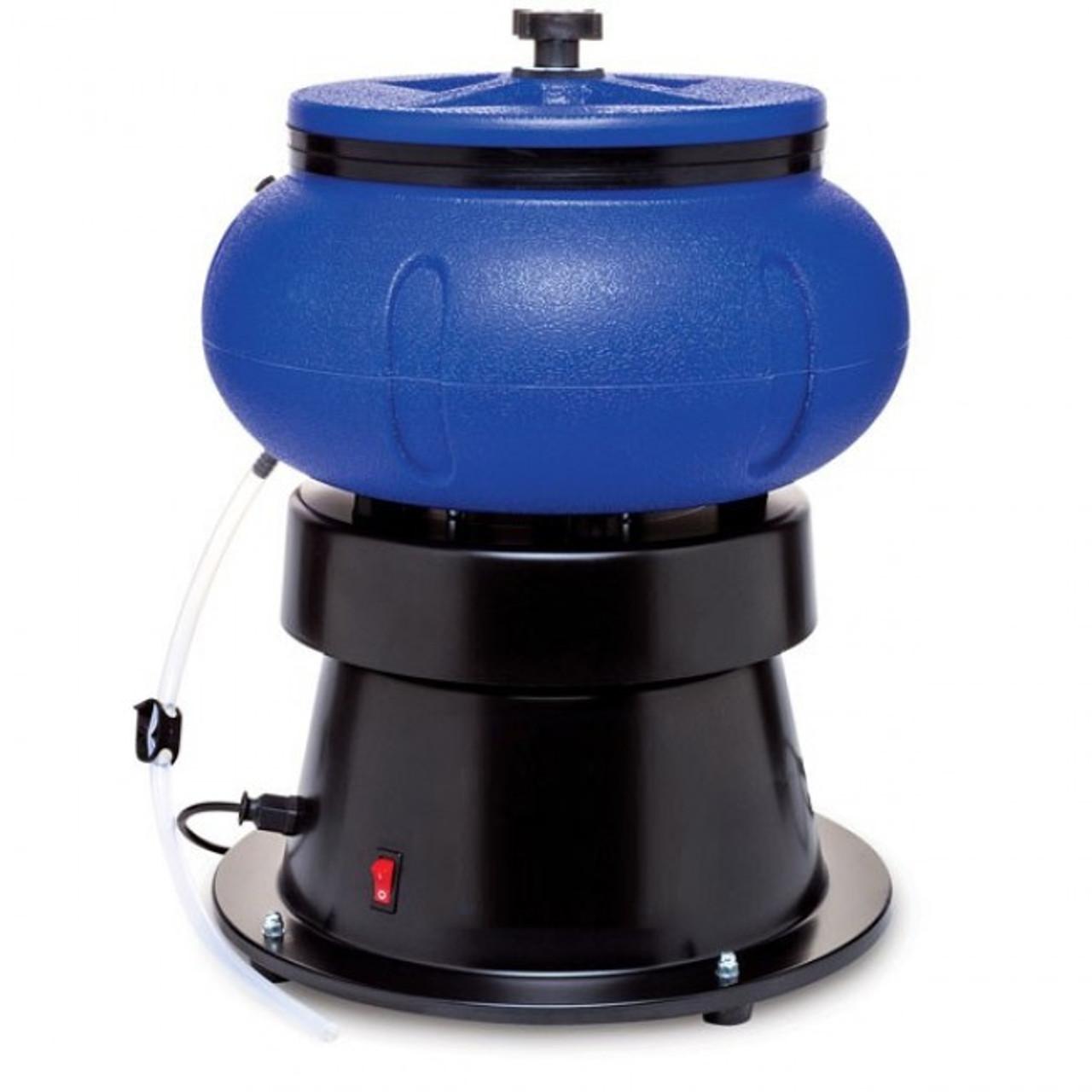 Vibratory Tumbler – Motor Parts Rust Remover / Polisher 18lbs (8kg)