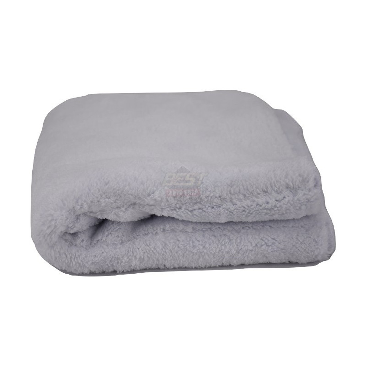 Mammoth Brite White  Heavyweight Buffing Towel