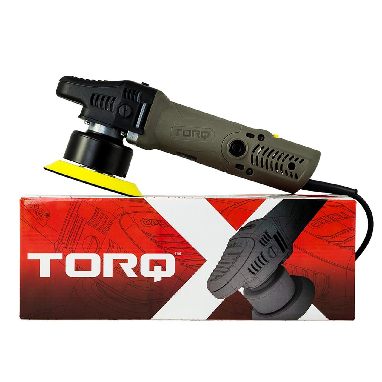 TORQX Polishing Machine
