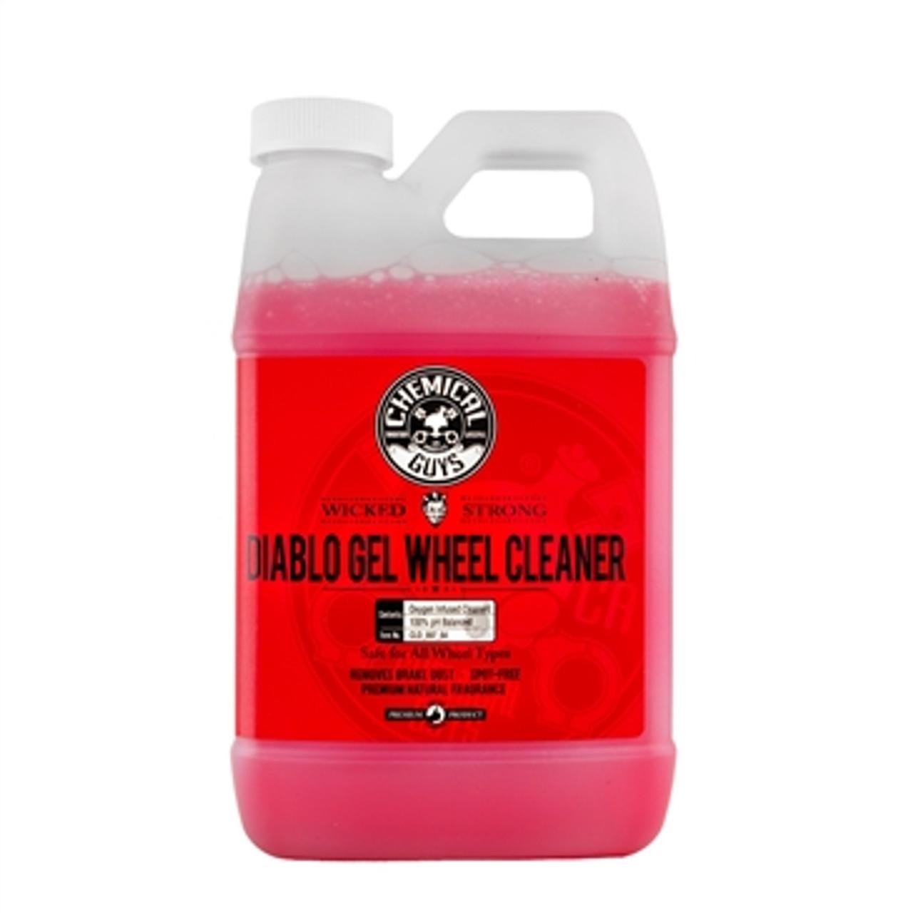 CHEMICAL GUYS DIABLO GEL WHEEL & RIM CLEANER 1 GAL