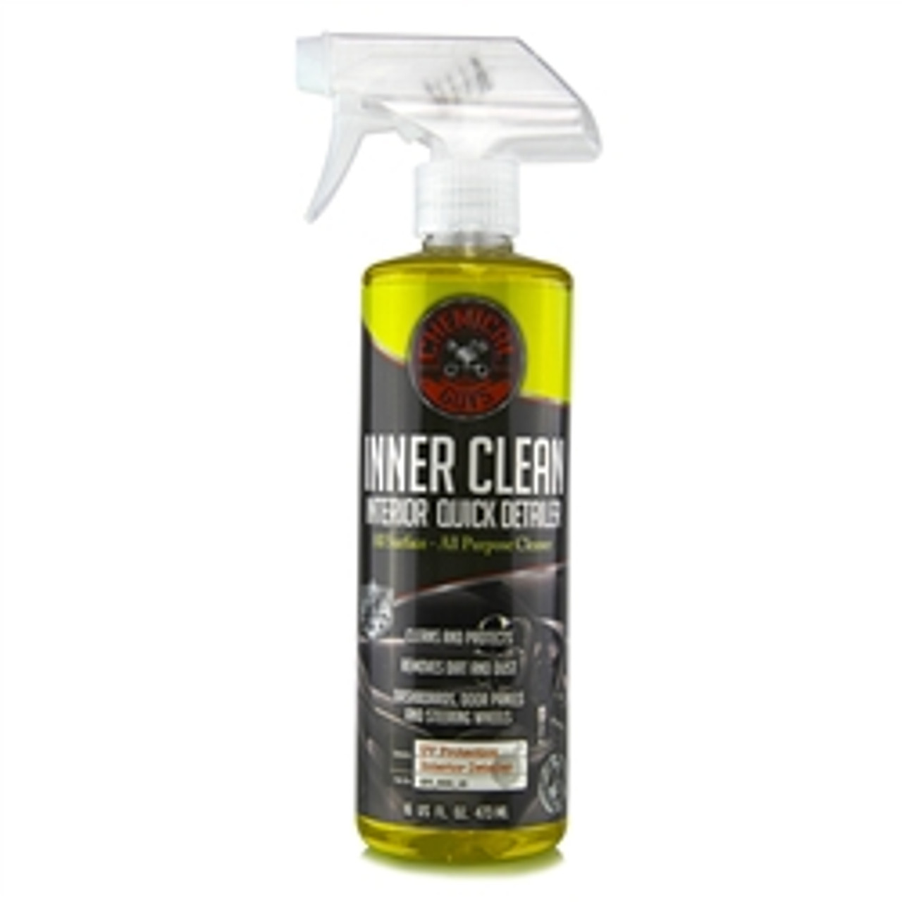 Chemical Guys InnerClean - Quick Detailer for your autos interior (16oz)