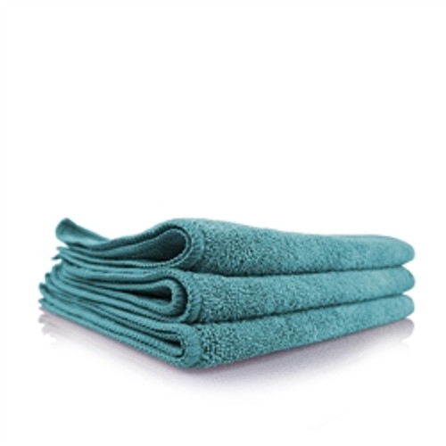 Chemical Guys WORKHORSE TOWEL-GREEN FOR EXTERIORS PROFESSIONAL GRADE MICROFIBER TOWELS  (1 pc)