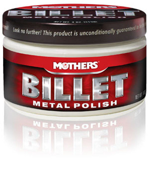 Mothers Billet Metal Polish (4oz)