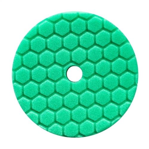 "Hex-Logic Quantum Heavy Polishing Pad, Green (5.5"")"