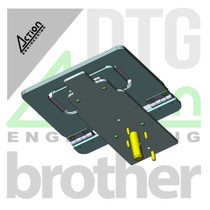 Brother Flat Fit Face Mask DTG Platen