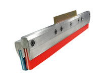 MHM Double Blade Squeegee for 30% faster printing!