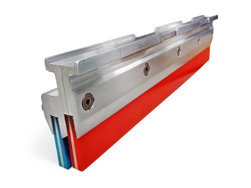 M&R Double Blade Squeegee for 30% faster printing!