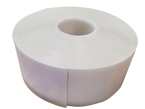 Two-sided pallet bracket tape.
