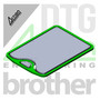 Brother Front + Tag Platen
