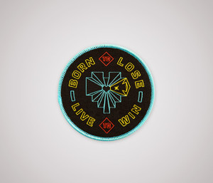 Born To Lose Patch