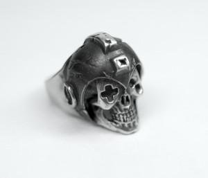 Mega Death Metal Ring