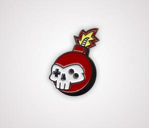 Bomber-Greap Pin