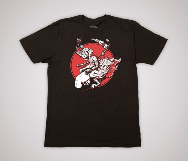 Ride The Bullet Tee